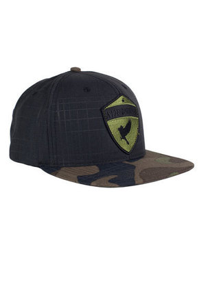 Camo Two Tone Snap-back