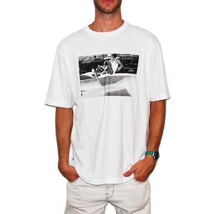 B&W Print Skate