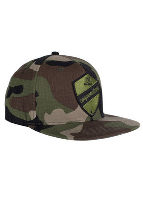 Military Cap Snap-Back