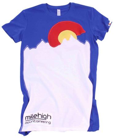 MHM Women's Custom Stitched T-Shirt