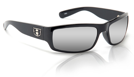 Sunglasses - Hoven Vision Highway (Black Gloss/Grey)