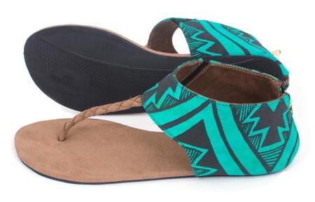 Sandals - indosole Ikhanna